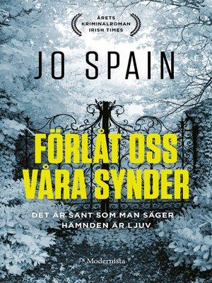 cover image of Förlåt oss våra synder