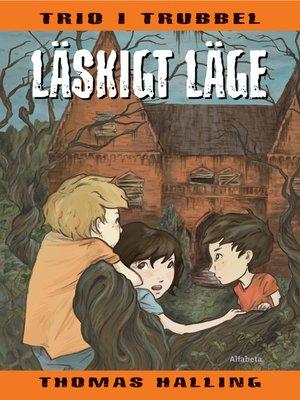cover image of Läskigt läge