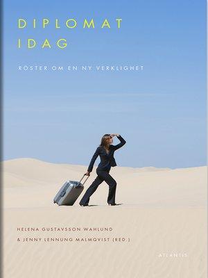 cover image of Diplomat idag