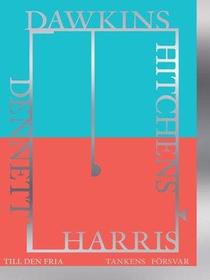 cover image of Till den fria tankens försvar