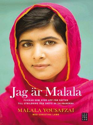 cover image of Jag är Malala