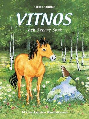 cover image of Vitnos 8--Vitnos och Sverre sork