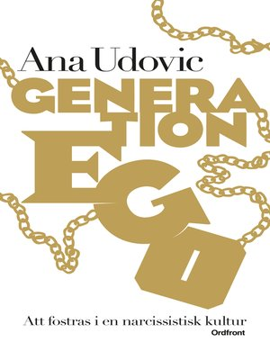 cover image of Generation Ego