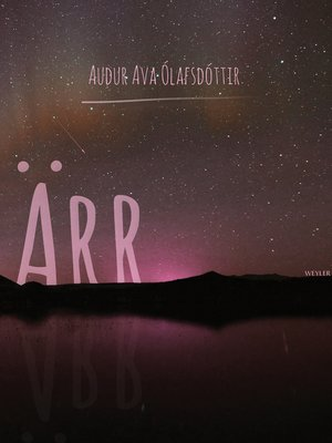 cover image of Ärr