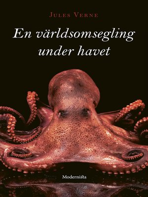 cover image of En världsomsegling under havet