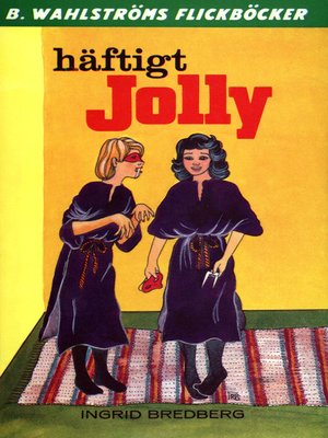cover image of Jolly 12--Häftigt, Jolly