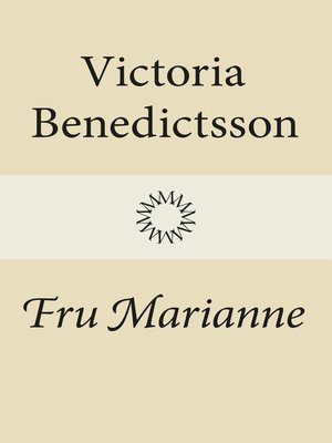 cover image of Fru Marianne