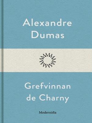 cover image of Grefvinnan de Charny