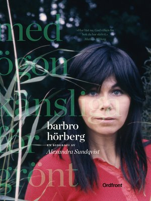 cover image of Barbro Hörberg