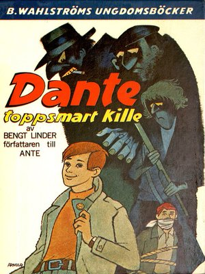 cover image of Dante 1--Dante, toppsmart kille