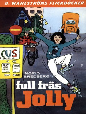 cover image of Jolly 19--Full fräs, Jolly