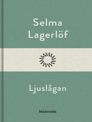 cover image of Ljuslågan