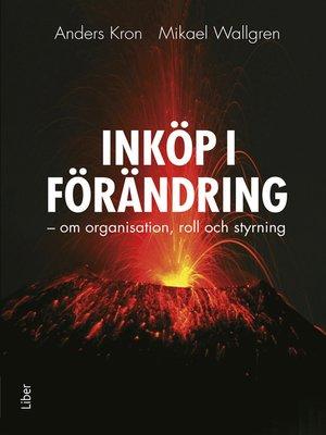cover image of Inköp i förändring