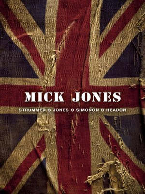 cover image of Mick Jones