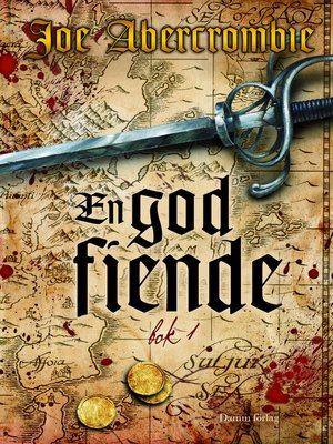 cover image of En god fiende, bok 1