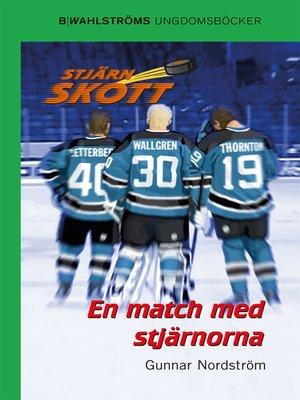 cover image of Stjärnskott 23--En match med stjärnorna