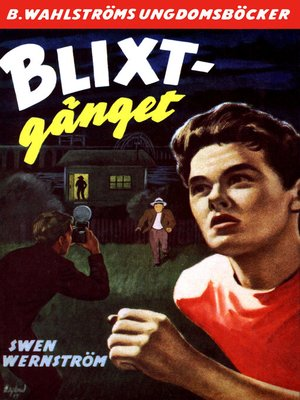 cover image of Blixtgänget