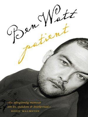 cover image of Patient