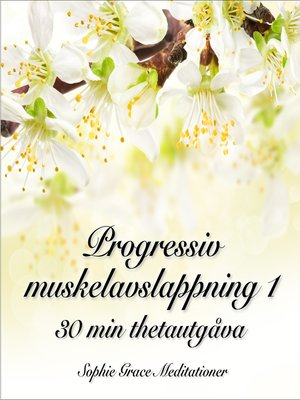 cover image of Progressiv muskelavslappning 1