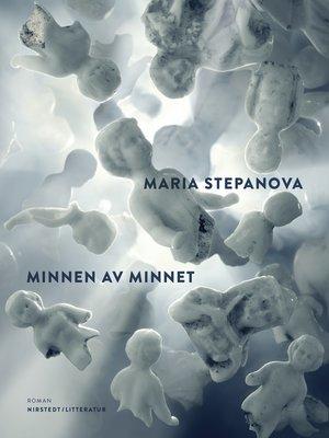 cover image of Minnen av minnet