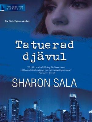 cover image of Tatuerad djävul