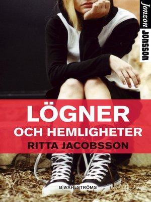 cover image of Lögner och hemligheter