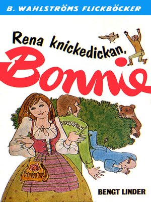 cover image of Bonnie 9--Rena knickedickan, Bonnie