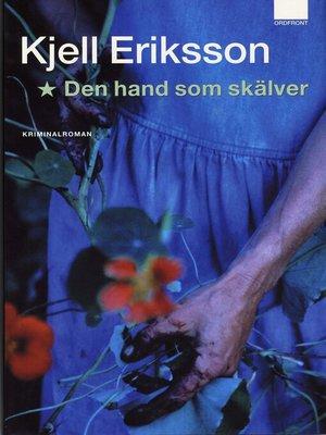 cover image of Den hand som skälver