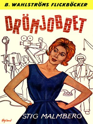 cover image of Drömjobbet
