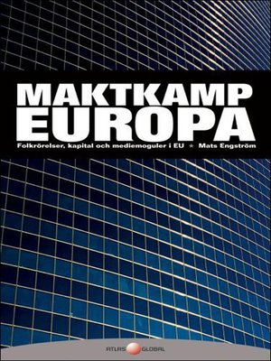 cover image of Maktkamp Europa