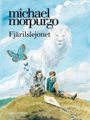 cover image of Fjärilslejonet