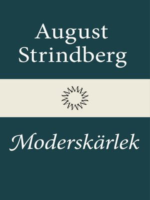 cover image of Moderskärlek