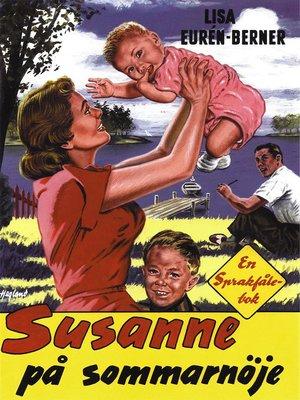 cover image of Fröken Språkfåle 23--Susanne på sommarnöje