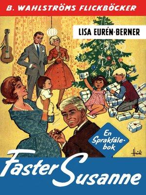 cover image of Fröken Sprakfåle 27--Susanne far till Rom
