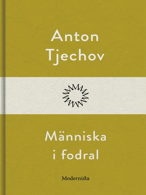 cover image of Människa i fodral