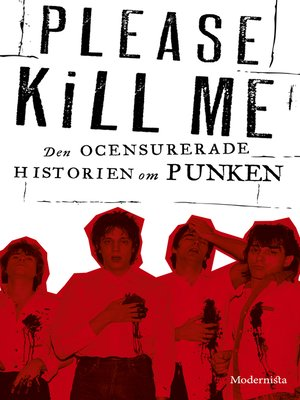 cover image of Please Kill Me