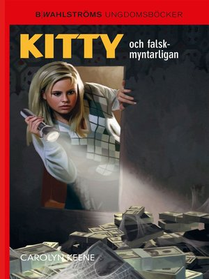 cover image of Kitty och falskmyntarligan