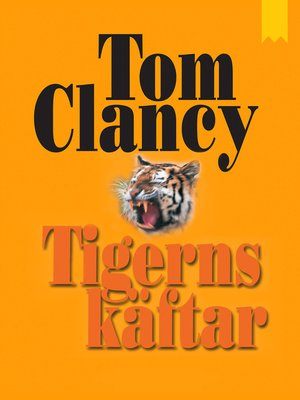 cover image of Tigerns käftar