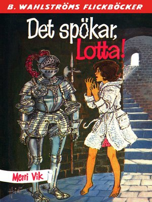 cover image of Lotta 29--Det spökar, Lotta!