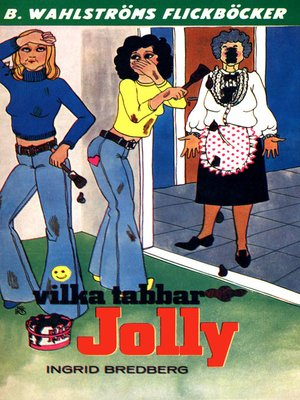 cover image of Jolly 5--Vilka tabbar, Jolly