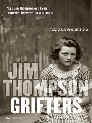cover image of Grifters