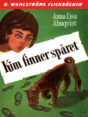 cover image of Kim 2--Kim finner spåret