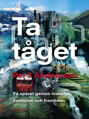 cover image of Ta tåget