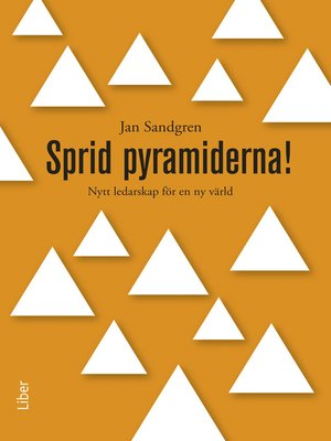 cover image of Sprid pyramiderna