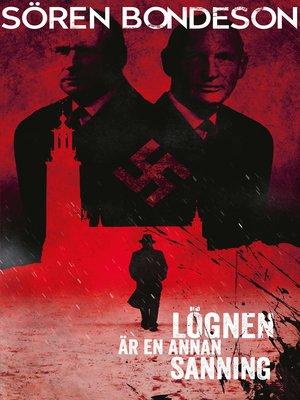 cover image of Lögnen är en annan sanning