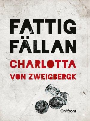 cover image of Fattigfällan