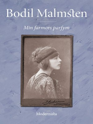 cover image of Min farmors parfym