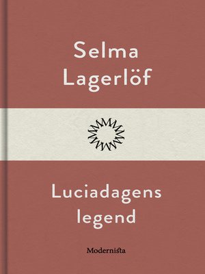 cover image of Luciadagens legend