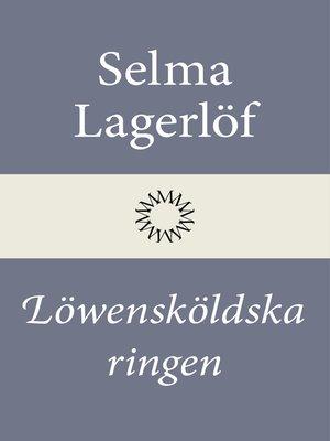cover image of Löwensköldska ringen