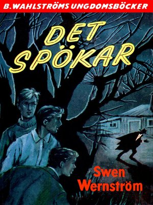 cover image of Olle Bark 2--Det spökar